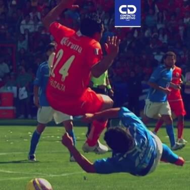 ¡El baúl del recuerdo! Vibrante Final entre Toluca y Cruz Azul en 2008