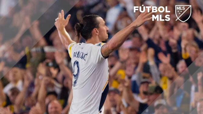 """Zlatan repasa su tiempo en la MLS: """"Llegué como un niño chiquito que quería jugar fútbol"""""""