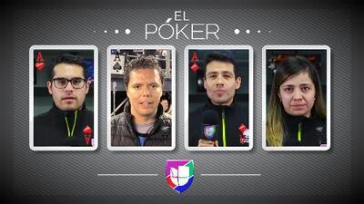 El Póker: México ilusiona y lo hace con muchos argumentos