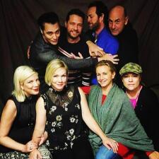 Se reúne elenco de Beverly Hills 90210