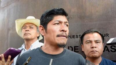 Asesinan al activista y defensor ambiental Samir Flores en el centro de México