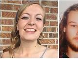 Una joven estadounidense y su novio exploraban Canadá; fueron encontrados muertos en una carretera