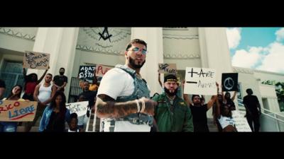 Farruko, Anuel AA, and Kendo Kaponi drop Delincuente music video