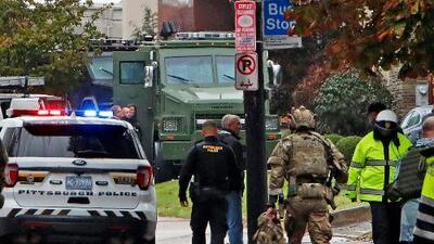 Esto es lo que se sabe hasta el momento del sospechoso del tiroteo en una sinagoga en Pittsburgh