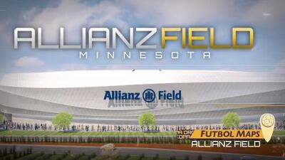 Futbol Maps | Allianz Field