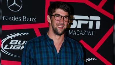 Michael Phelps irá a rehabilitación