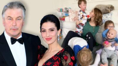 A cuatro meses de perder un bebé, Alec Baldwin confirma que ya planea un quinto hijo con su esposa Hilaria