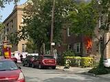 Encuentran materiales para construir bombas caseras tras incendio en vivienda de Queens