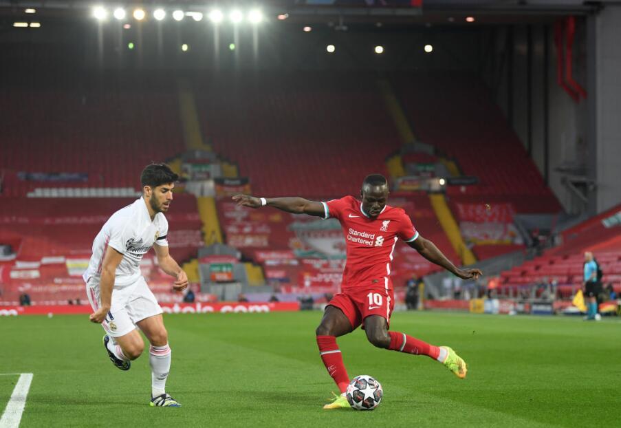 EN VIVO | Liverpool ya generó tres ocasiones en los primeros minutos