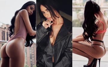 Juliana Vega, el ángel seductor que está de fiesta por el fútbol