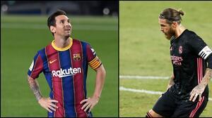 Únicos... la marca que Sergio Ramos comparte con Messi
