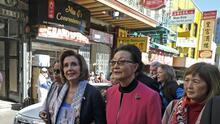 """""""Visita y disfruta de Chinatown"""": el barrio chino de San Francisco afectado por temores de coronavirus"""