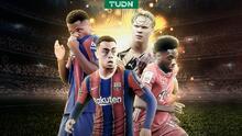 Haaland, Ansu Fati, Dest y Davies encabezan el mejor once Sub-20