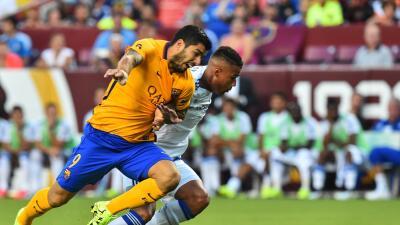 Chelsea derrota en penales a Barcelona en partido amistoso