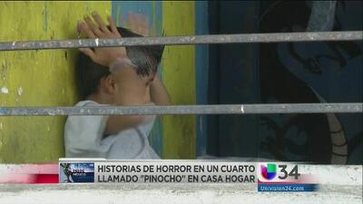 "Desgarrador testimonio de maltratos en albergue ""La Gran Familia"""