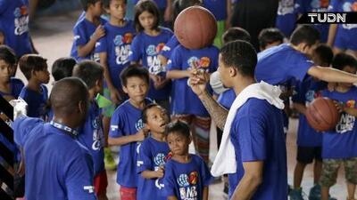 NBA cancela eventos por conflicto con China