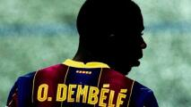 Oficial: Ousmane Dembélé será operado y estará cuatro meses de baja
