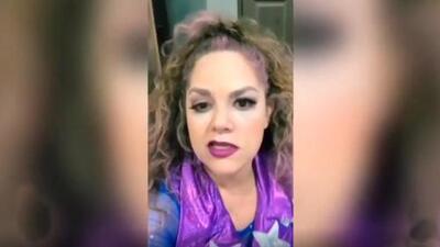 Tatiana, 'La Reina de los Niños', sufre parálisis facial y explica a qué se debió