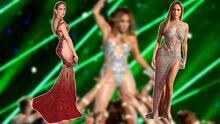 📸 Los vestidos más provocativos de Jennifer López a sus 51 años
