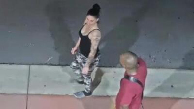 ¿Los has visto? Buscan a una pareja por el violento robo a una turista en Miami Beach