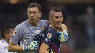 ¿Cómo jugará el América sin Marchesín y Uribe?