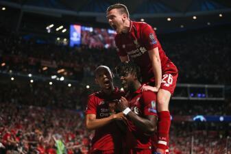 En fotos: ¡Llegó la sexta de los 'Reds'! Liverpool se impuso al Tottenham