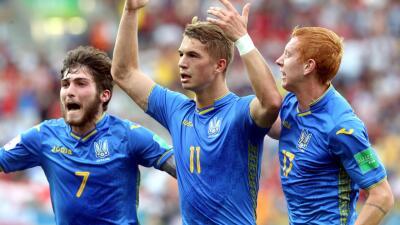 En fotos: Ucrania es el nuevo campeón del Mundial Sub-20 tras remontarle a Corea del Sur