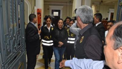 Justicia peruana envía a prisión a Keiko Fujimori por caso Odebrecht