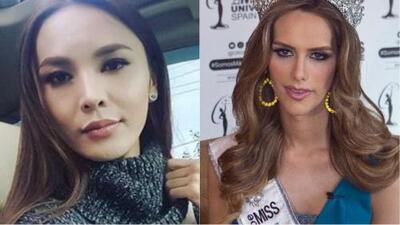 Dos mujeres transgénero mueven el piso del Miss Universo