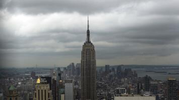Prepara tu paraguas porque se prevé una noche de viernes pasada por lluvia en Nueva York