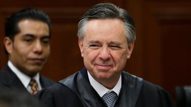Fiscalía mexicana investiga por lavado de dinero a un exministro de la Suprema Corte