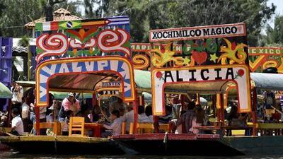 La agonía de Xochimilco, ícono turístico y agrícola de Ciudad de México