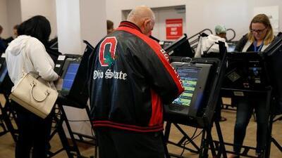 Campañas realizan esfuerzos a última hora para conquistar votos en Ohio