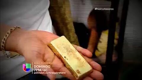 El narcotráfico tiene un nuevo objetivo: la minería ilegal