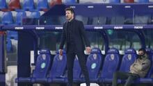 Simeone no cuenta con Yannick Carrasco para enfrentar al Levante