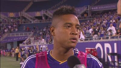 """Cristian Higuita: """"Dos partidos en casa y hemos regalado los puntos"""""""