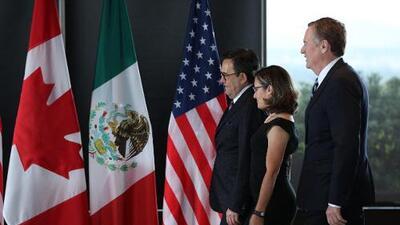 México en tensión ante la posibilidad de que Trump rompa el NAFTA