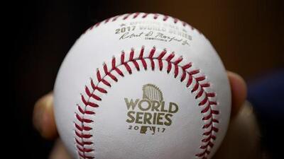 Dodgers vs Astros: Horario y como ver el juego de la Serie Mundial