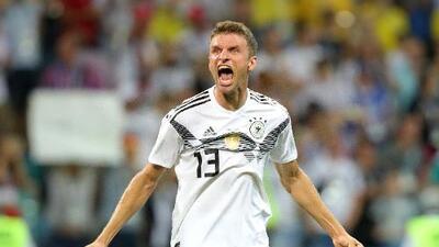 ¡Amistoso de altura!: Alemania jugará ante Argentina en octubre