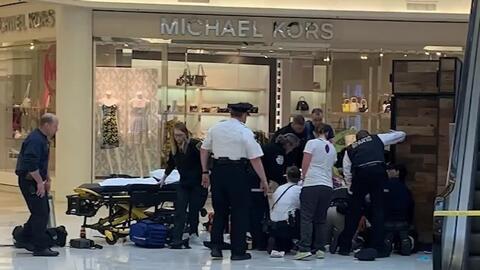 Autoridades en Minnesota investigan la caída de un niño de 5 años de edad desde un tercer piso en un centro comercial