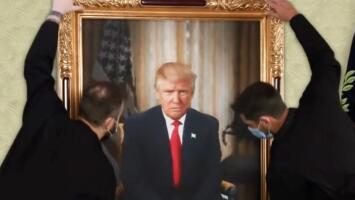 Los memes virales de la despedida a Trump y su salida de la Casa Blanca