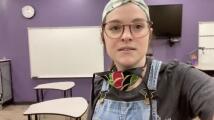 """""""Esto apesta"""": una profesora demuestra que su colegio no está preparado para volver"""