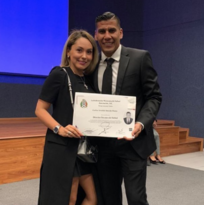 Gran logro: Carlos Salcido se graduó como Director Técnico