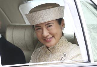 La 'princesa deprimida' ya es emperatriz: la triste historia de cómo Masako llegó al trono de Japón