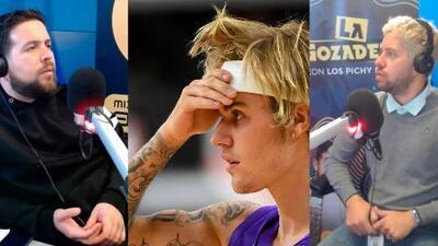 Los Pichy Boys analizan los rumores sobre la mamá de Justin Bieber y su disgusto por Hailey Baldwin