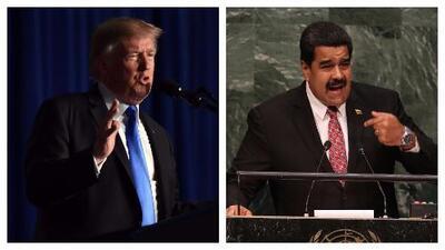 Donald Trump firma orden ejecutiva sobre nuevas sanciones financieras a Venezuela