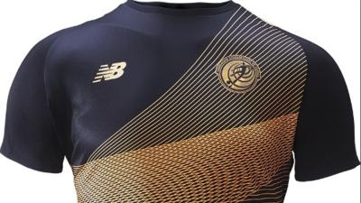 ¡Dorado y negro! Costa Rica de Gustavo Matosas estrenará uniforme en la Copa Oro