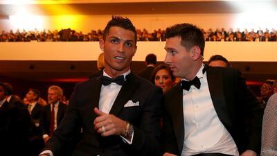 Cristiano Ronaldo es el futbolista mejor pagado del mundo, por encima de Messi