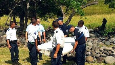 Un misterio de la aviación parcialmente resuelto: el violento descenso al mar del vuelo MH370