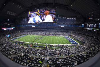 Cowboys vs Seahawks: la intensidad del fin de semana de Comodines llegó a Arlington
